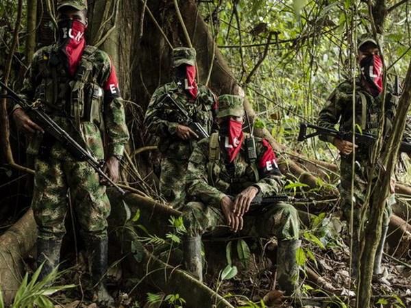 """Colombia: ELN thông báo """"đình công có vũ trang"""" sau khi chính phủ dừng đàm phán"""