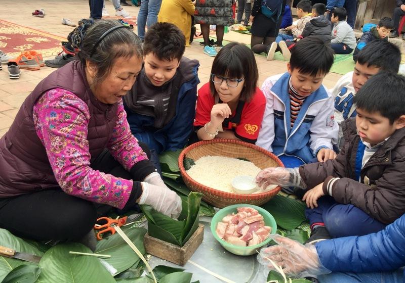 Trải nghiệm Tết Việt tại Bảo tàng Dân tộc học Việt Nam