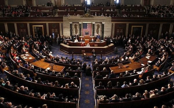 Hạ viện Mỹ thông qua dự luật ngân sách ngắn hạn