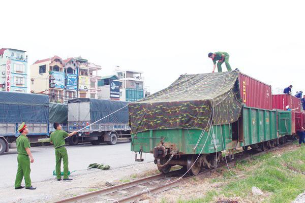 Dự thảo Nghị định quy định về công tác bảo vệ vận chuyển hàng đặc biệt của Nhà nước