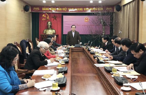 Phát huy vai trò của các cấp Hội Luật gia trong xây dựng nhà nước pháp quyền