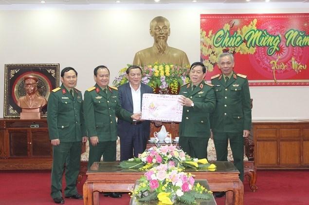 Ngành Chính sách Quân đội làm tốt chức năng tham mưu, chỉ đạo, tổ chức thực hiện chính sách