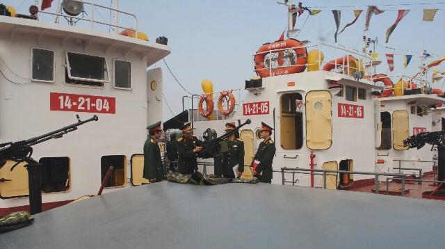 Sự hy sinh và những người giữ ngọn đèn trên đảo Long Châu