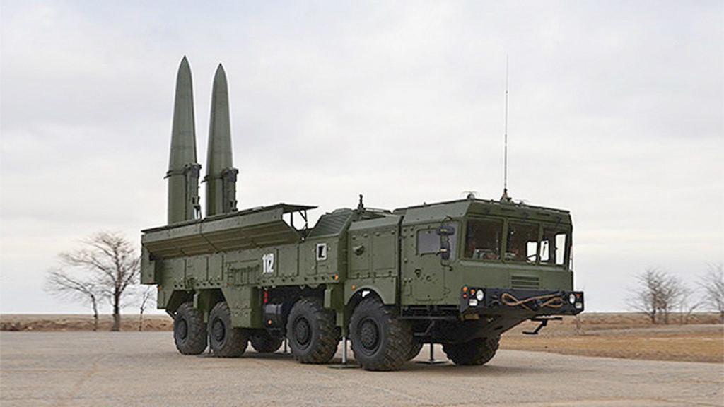 Nga triển khai tên lửa Iskander tới Kaliningrad