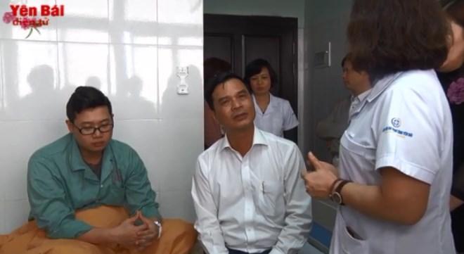 Điều tra làm rõ vụ hành hung bác sĩ tại Bệnh viện Sản Nhi tỉnh Yên Bái