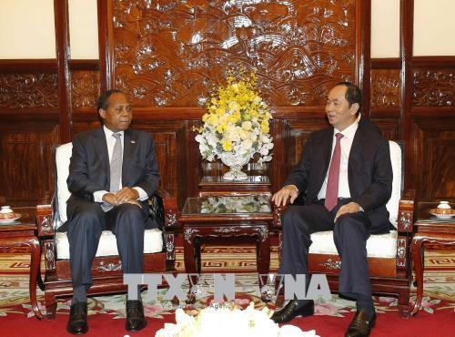 Mozambique là đối tác ưu tiên hợp tác của VN  tại châu Phi