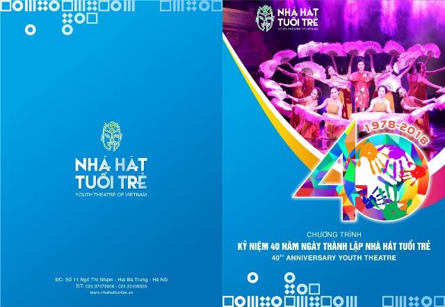 Nhiều hoạt động kỷ niệm 40 năm Nhà hát Tuổi trẻ
