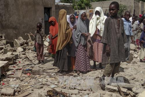 Nigeria: Đánh bom liều chết tại Maiduguri gây thương vong lớn