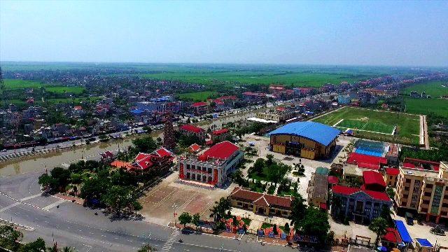 Đổi thay diện mạo nông thôn mới trên quê hương Nam Định