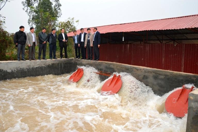 Đảm bảo nước gieo cấy vụ Đông Xuân cho khu vực Trung du và Đồng bằng Bắc bộ