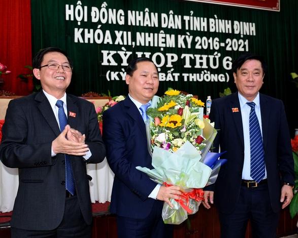 Bầu đồng chí Nguyễn Phi Long giữ chức Phó Chủ tịch UBND tỉnh Bình Định