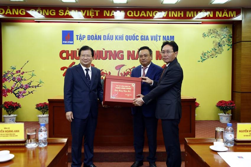 Phó Thủ tướng Trịnh Đình Dũng: PVN tập trung toàn lực cho việc tái cơ cấu
