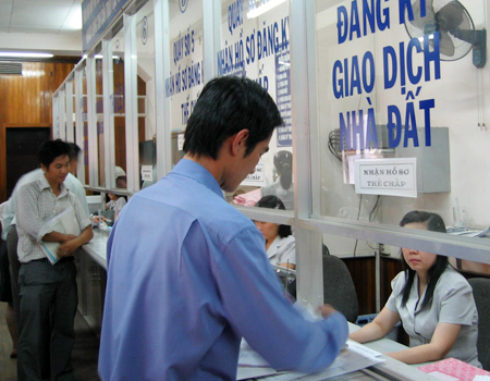 Gỡ khó cho người dân, doanh nghiệp trong đăng ký biện pháp bảo đảm