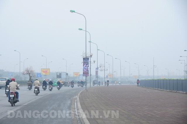 Miền Bắc giảm mưa, sáng có sương mù, miền Nam nắng nóng trên 35 độ C
