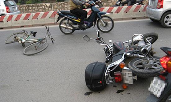 Tai nạn giao thông tăng cao trong ngày 30 và mùng 1 Tết do rượu, bia