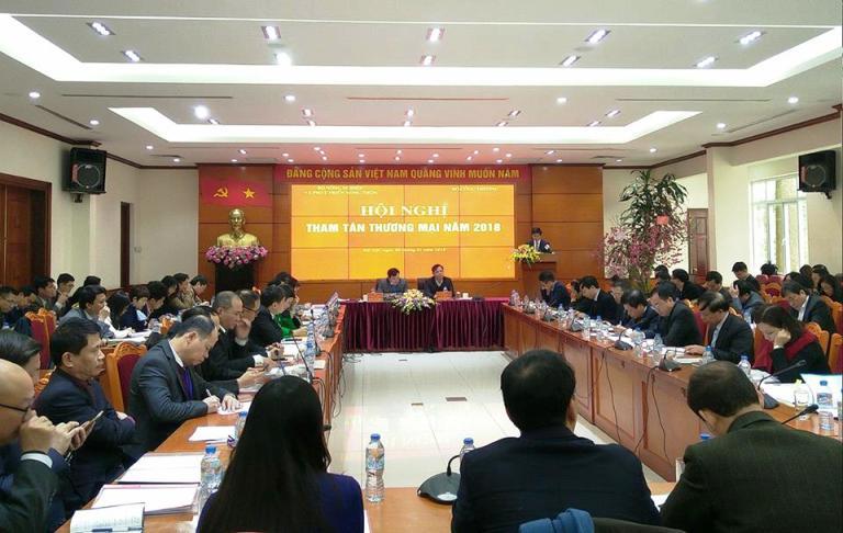 Tăng cường xúc tiến thương mại, mở rộng thị trường xuất khẩu nông sản