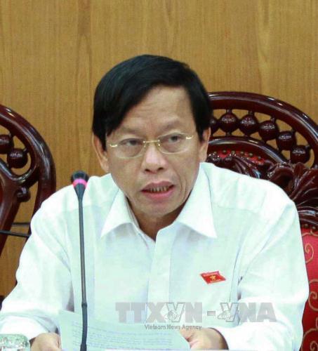 Cách chức Bí thư Tỉnh uỷ nhiệm kỳ 2010 – 2015 đối với đồng chí Lê Phước Thanh
