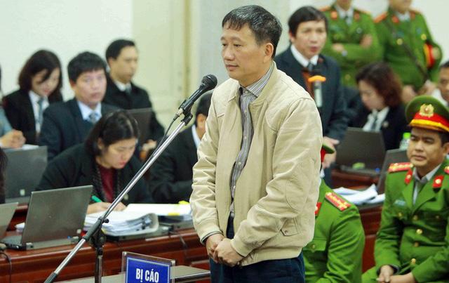 """Viện Kiểm sát khẳng định đủ căn cứ buộc tội Trịnh Xuân Thanh và đồng phạm """"tham ô tài sản"""""""