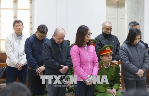 Tuyên phạt bị cáo Trịnh Xuân Thanh mức án chung thân