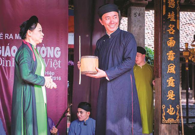 Ngoại giao văn hóa: Quảng bá đất nước, con người Việt Nam, bồi đắp lòng tự hào dân tộc