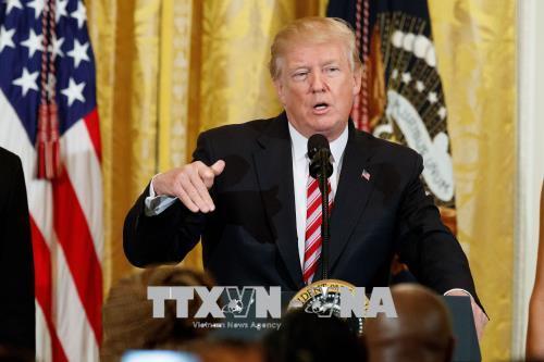 Tổng thống Mỹ chia buồn với gia đình các nạn nhân vụ xả súng ở Florida