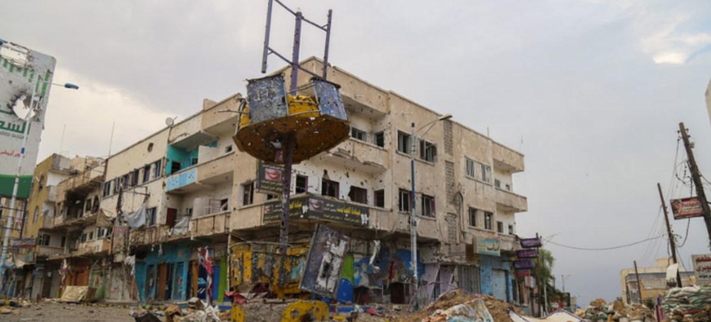 Liên hợp quốc lên án xung đột leo thang và hối thúc đàm phán hòa bình tại Yemen