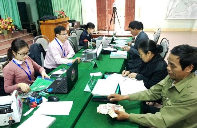 Vốn tín dụng mở đường du lịch ở Sơn Trạch, Bố Trạch, Quảng Bình