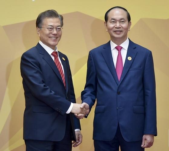 Quan hệ Đối tác hợp tác chiến lược Việt Nam – Hàn Quốc ngày càng phát triển tích cực