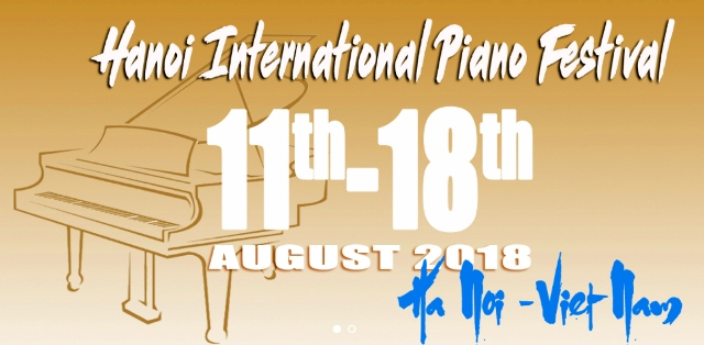 Festival Piano quốc tế Hà Nội