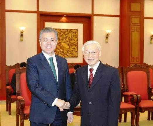 Không ngừng làm sâu sắc quan hệ Đối tác hợp tác chiến lược Việt Nam - Hàn Quốc