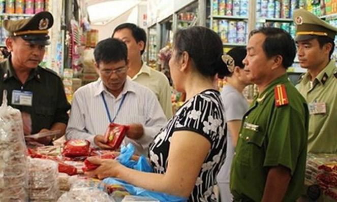 Thí điểm thanh tra chuyên ngành an toàn thực phẩm tại 7 địa phương