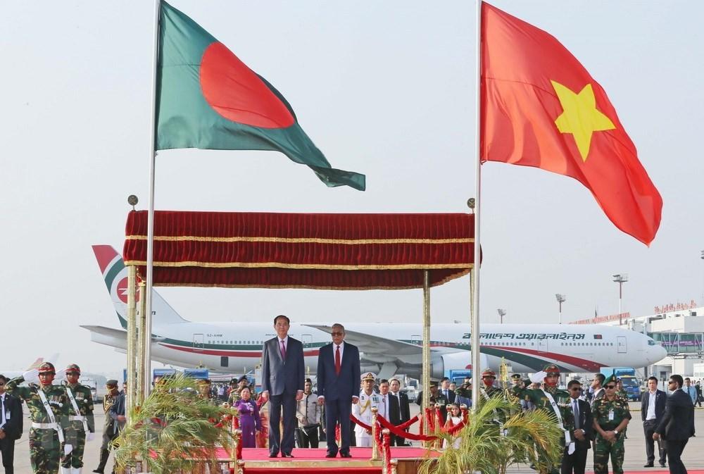 Tuyên bố chung Việt Nam – Băng-la-đét