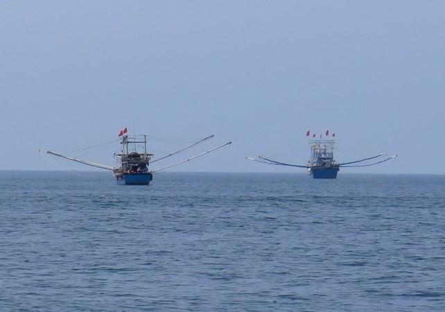 Khẩn trương tìm kiếm 2 thuyền viên bị chìm tàu, mất tích trên biển Bạc Liêu