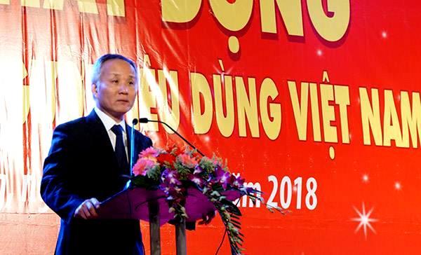Phát động Ngày Quyền của Người tiêu dùng Việt Nam năm 2018