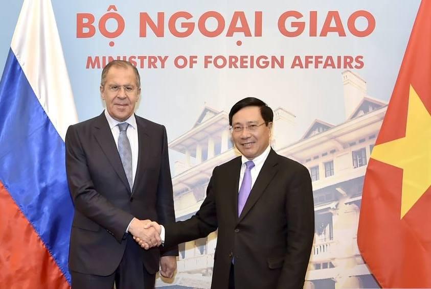 Đưa hợp tác Việt Nam - Nga tiếp tục phát triển hiệu quả