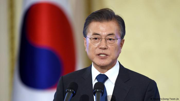 Hàn Quốc đề cập khả năng tiến hành Hội nghị thượng đỉnh ba bên với Mỹ và Triều Tiên
