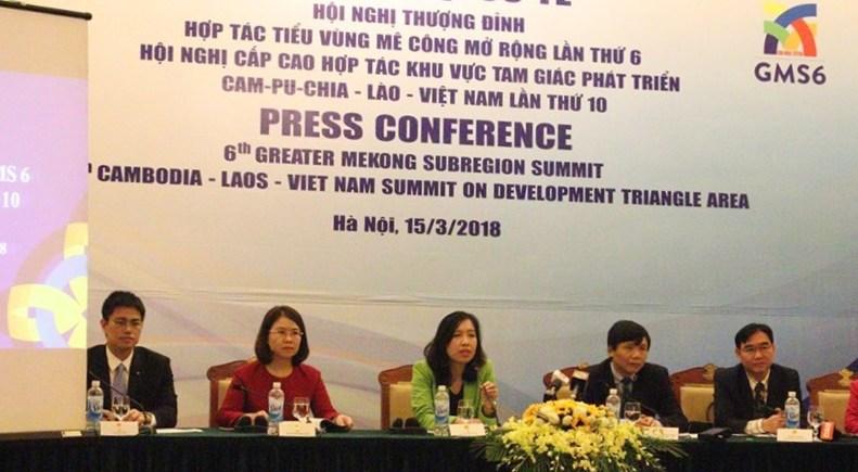 Hội nghị GMS 6 và CLV 10: Sự kiện đa phương lớn nhất được tổ chức tại Việt Nam trong năm 2018