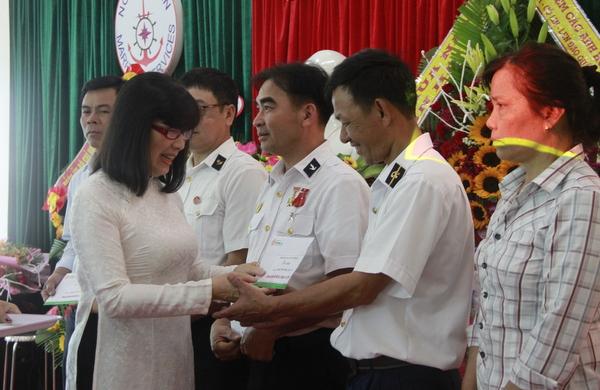 Tưởng niệm, tri ân các liệt sĩ hy sinh tại đảo Gạc Ma