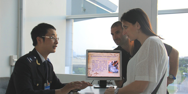Triển khai quy định nhập, xuất cảnh bằng thị thực điện tử