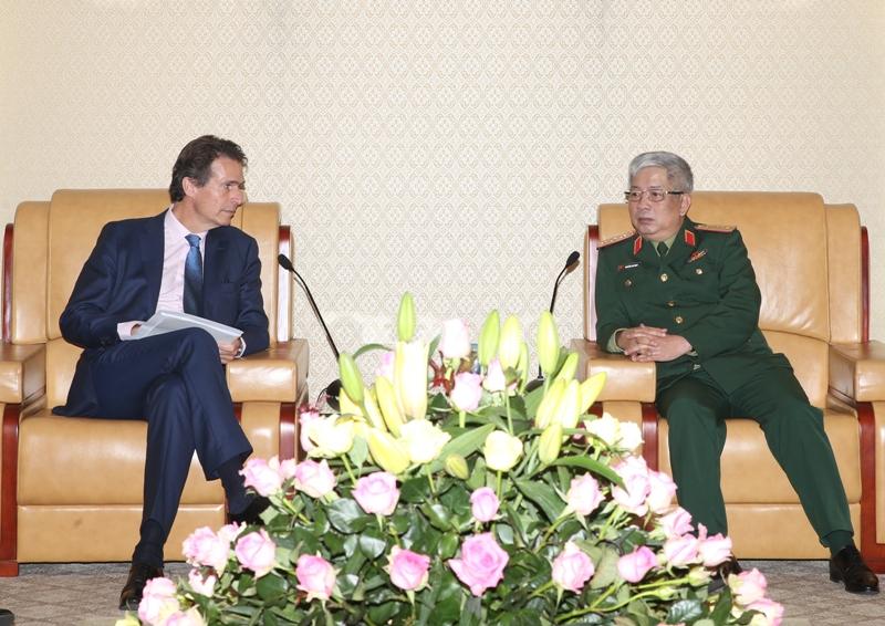 Thúc đẩy mối quan hệ hữu nghị, hợp tác giữa Việt Nam và Liên minh châu Âu