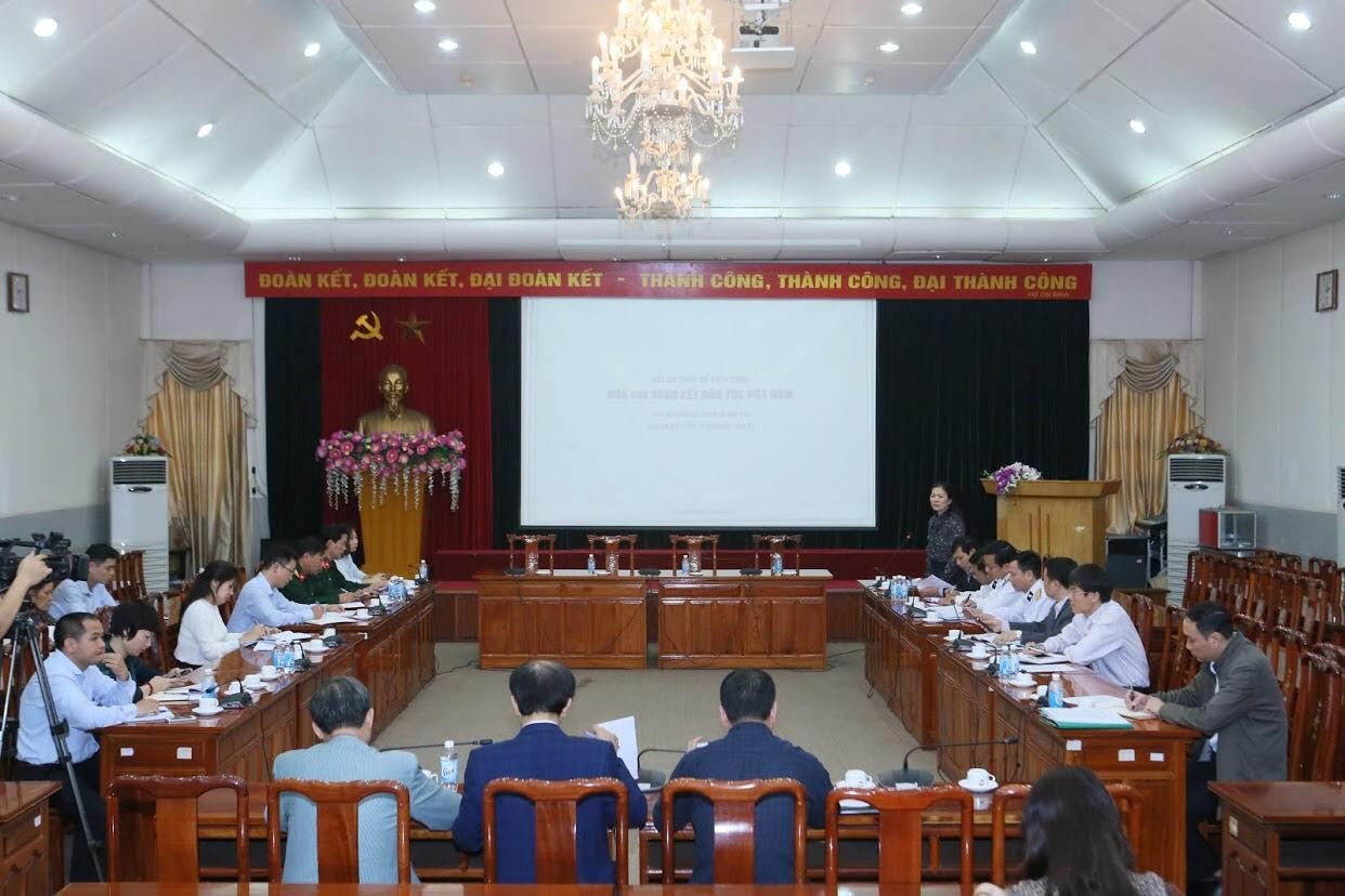 Vận động ủng hộ xây dựng nhà Đại đoàn kết các dân tộc Việt Nam tại huyện đảo Trường Sa