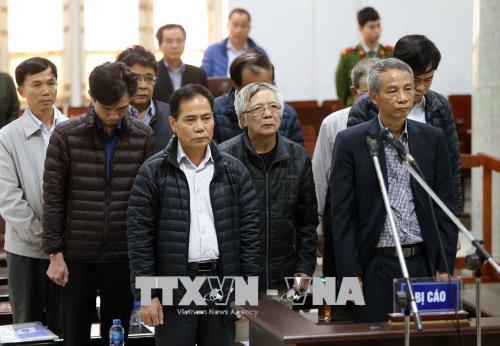 Tuyên án 9 bị cáo trong vụ vỡ đường ống nước sông Đà