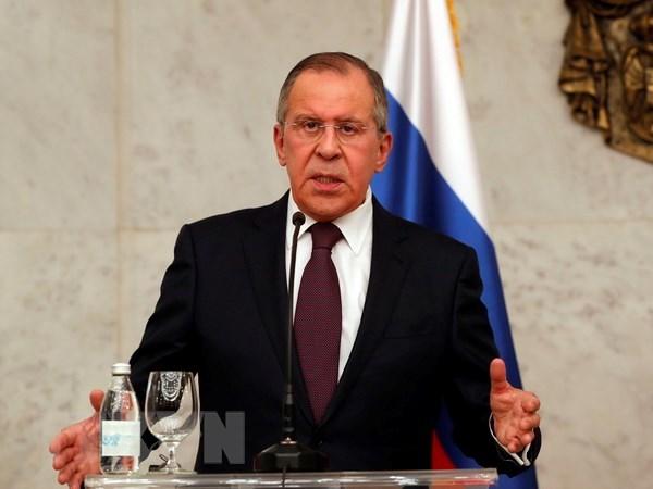 Bộ trưởng Ngoại giao Liên bang Nga sẽ thăm chính thức Việt Nam