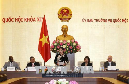 Quốc hội Việt Nam sẵn sàng tham gia Mạng lưới nghị viện thành viên của WB/IMF
