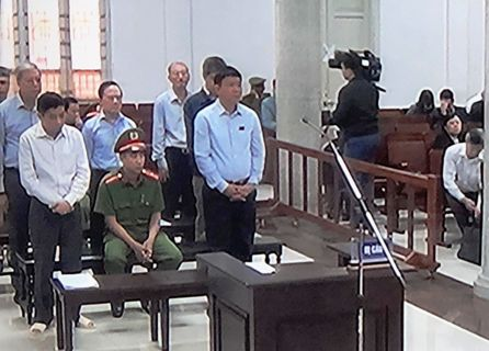 Viện Kiểm sát đề nghị mức án 18 - 19 năm tù đối với bị cáo Đinh La Thăng