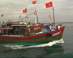 Hỗ trợ thành lập Tổ hợp tác khai thác hải sản xa bờ