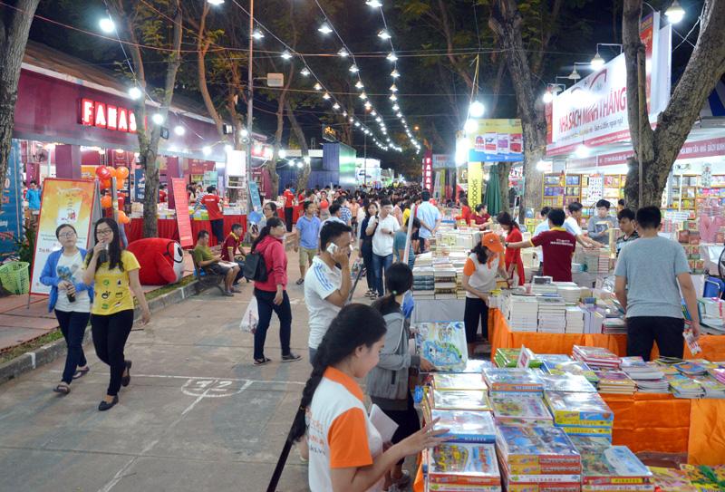 Gần 40 nhà xuất bản quốc tế tham gia Hội sách Thành phố Hồ Chí Minh