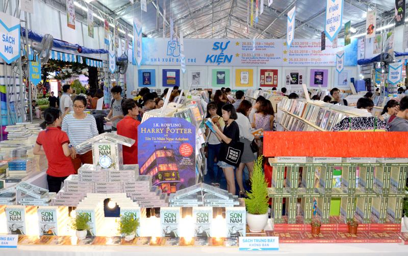 Ngày hội của những người làm sách, yêu sách