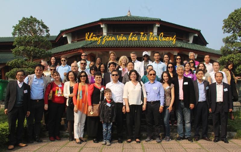 Giới thiệu văn hóa truyền thống và tiềm năng hợp tác của tỉnh Thái Nguyên với bạn bè quốc tế