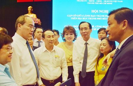 Doanh nghiệp TP. Hồ Chí Minh cần nhiều hơn nữa các cơ chế, biện pháp hỗ trợ cụ thể